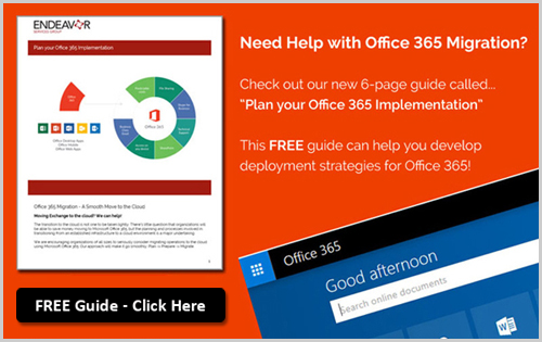Download Office 365 Migration Guide